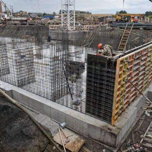 ЖК Светлый мир Жизнь ход строительства сентябрь 2017